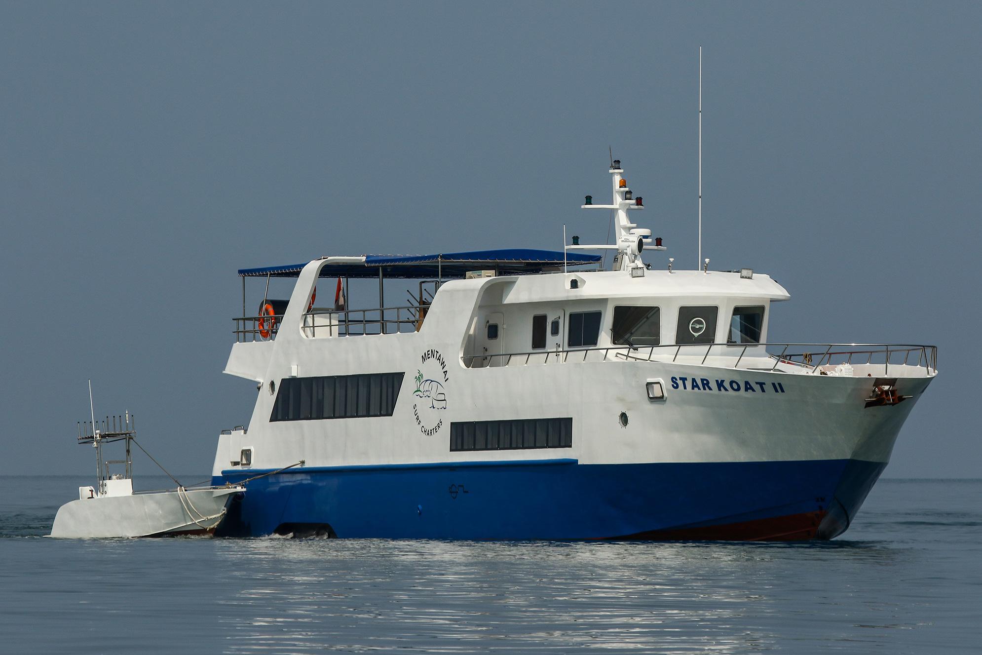 Star Koat 2 Boat charter